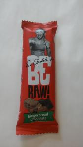 Baton healthy snack gingerbread chocolate 40g - BeRaw