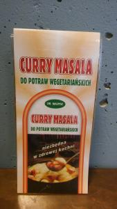 Curry masala 75g - Dr Kaldysz
