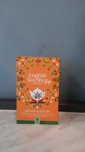 Herbata czarna Ceylon BIO 50g 20szt - English Tea Shop