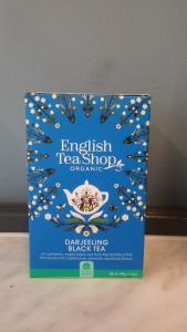 Herbata czarna Darjeeling BIO 50g 20szt - English Tea Shop