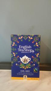 Herbata Earl Gray BIO 50g 20szt - English Tea Shop