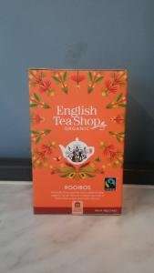 Herbata Rooibos  BIO 50g 20szt - English Tea Shop