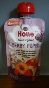 Mus Berry Puppy  BIO 100g - Holle
