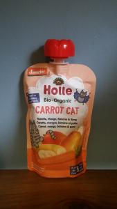 Mus Carrot Cat  BIO 100g - Holle