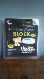 Ser blok do pizzy mozzarella 200g - Violife