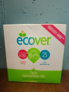 Tabletki do zmywarek BIO 500 g - ECOVER