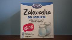 Zakwaski do jogurtu - VIVO